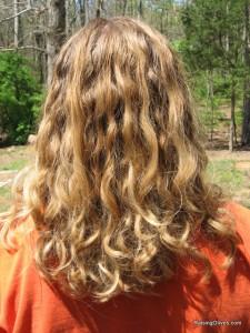 hair week 1