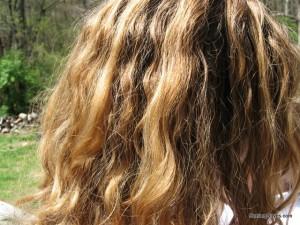 hair week 1 CU