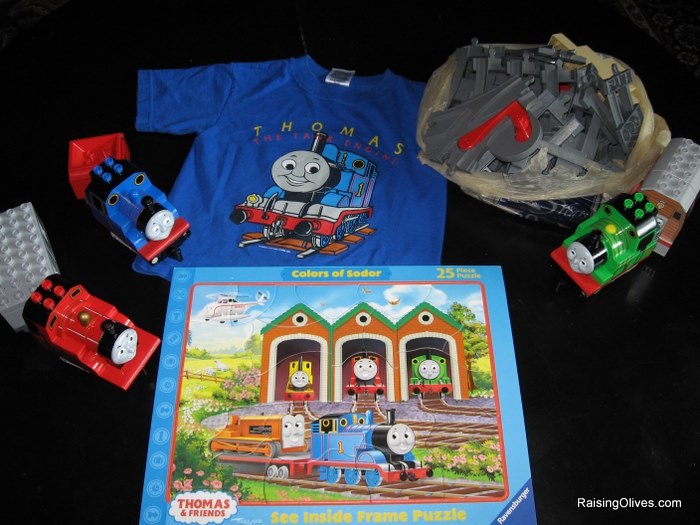 Thomas train things