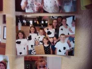 cow family at Chick-fil-a