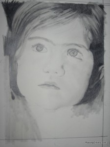 drawing of Savannah