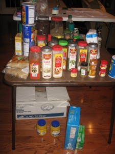 oamc, spices, spice, freezer, cook, cooking