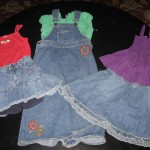 little girls skirts from consignment sale
