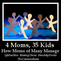moms of many manage