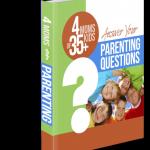 4 Moms parenting hardback