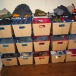 boy's closet system