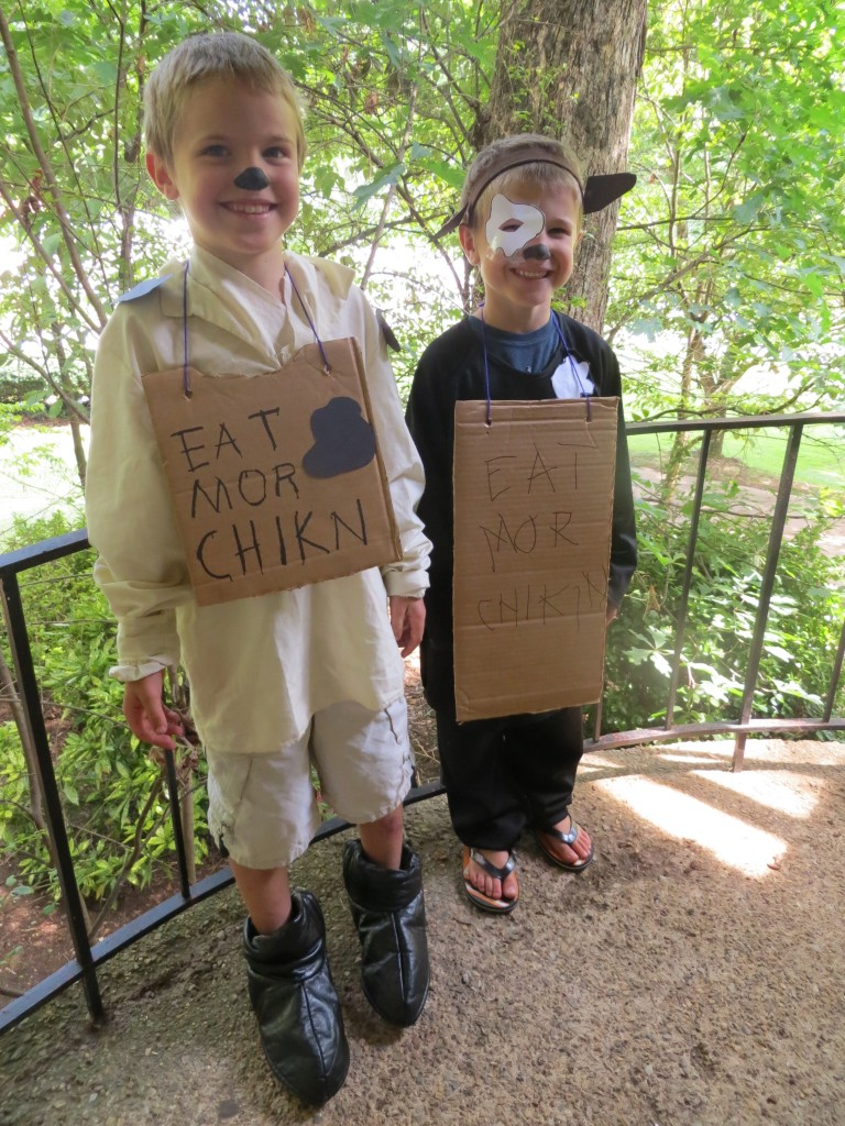 colby and nick chickfila